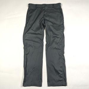 Nike Golf Flat Front Tech 34 X 32 Dri Fit Pants